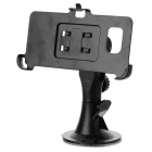 Car Mount Stand + Phone Clip Holder for Samsung S6 Edge Plus - Black