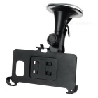 Car Mount Stand + Phone Clip Holder Set for Samsung Galaxy Note 5 - Black