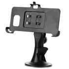 Car Mount Stand + Phone Holder Set for Samsung Galaxy Note 5 - Black