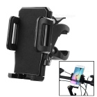 Universal Motorcycle / Bicycle Mount Holder Stand for Cell Phone - Black
