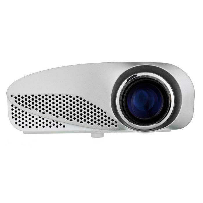 Mini led 1080p home office projector w sd vga hdmi for 1080p mini projector reviews
