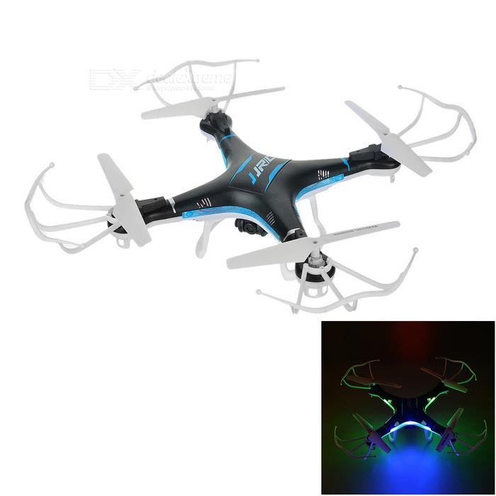 JJRC H5P 4-CH R / C Quadcopter ж / 6-Axis / гироскоп / 1.0MP камера - белый