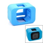 PANNOVO Protective Foam Sponge Buoy Case for GoPro 4 Session - Blue