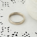 Magic Mini Magnetic Ring - Silver (L)
