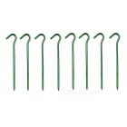 NatureHike Hardened Aluminum Alloy Tent Stakes - Green (8 PCS)