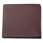 zc3266-1 Men's Casual Folding Short Style Wallet - Brown
