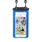 "Naturehike-NH Universal Cellphone Waterproof Bag for 6.0"" Cellphone or Below - Blue"