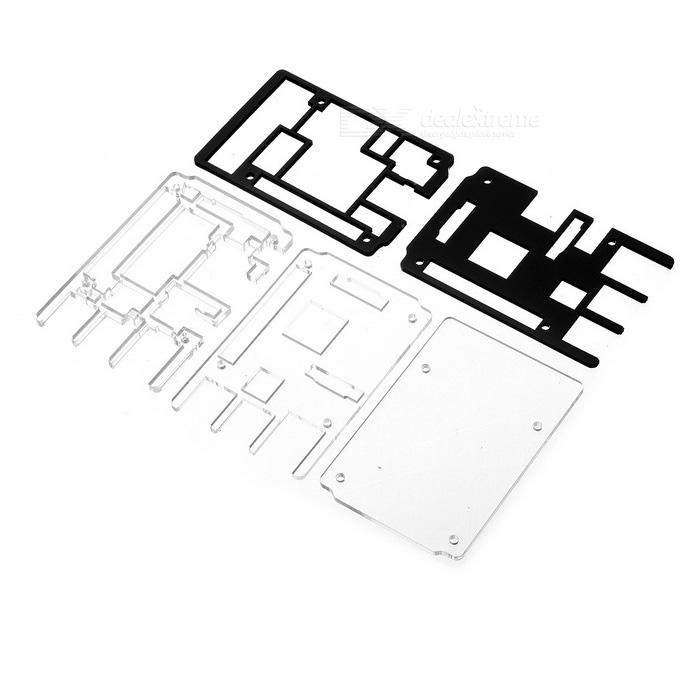Protective Case for Raspberry pi 2 model B Development Board