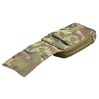 800D 0.51L Waterproof Multi-functional Accessories Bag - MC Camouflage