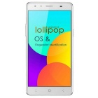 "T500 Android 5.0  MTK6752 64bit 1.7GHz Octa-Core 4G Phone w/ 5.5"" FHD / 3GB RAM / 16GB ROM - White"