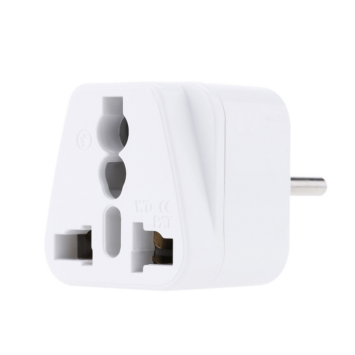Universal US to EU Plug Travel Wall AC Power Charger