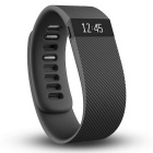 Fitbit Charge HR Wireless Activity Wristband, Black, Small (5.4-6.2 in)