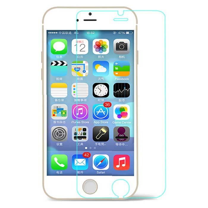 REWIGL Smart Touch film w / virtuele ruil voor IPHONE 6 - transparant