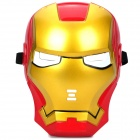 Cosplay Iron Man Mask with Blue Lite-Up Eyes (3*L1154)