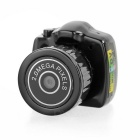 Y2000 HD 2.0MP Mini Camcorder - Black