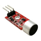 MAX9812 Microphone Amplifier Module - Red