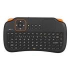 2.4GHz Touch Wireless Mini Keyboard - Black