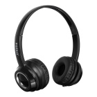 KEEKA 3.5mm Wired Gaming Headband Headsets Headphones w/ Mic. & Remote Wire Control - Black
