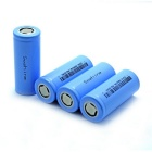 Soshine NCR 26650 5000mAh 15A Rechargeable Flat Top Battery (4PCS)