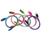 Yellowknife MFi USB to 8Pin Lightning Cable for IPHONE (5PCS)
