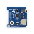 Waveshare Music Shield for Arduino - Blue