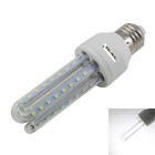 KINFIRE E27 9W 720lm 6500K 48-2835 SMD LED White Light-3U Highlight Energy Saving Lamp (85~265V)