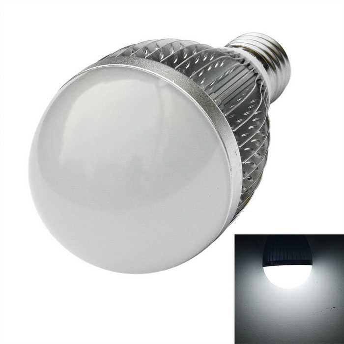 JIAWEN E27 12-LED Cold White Dimmable Ball Light (AC 110~240V)