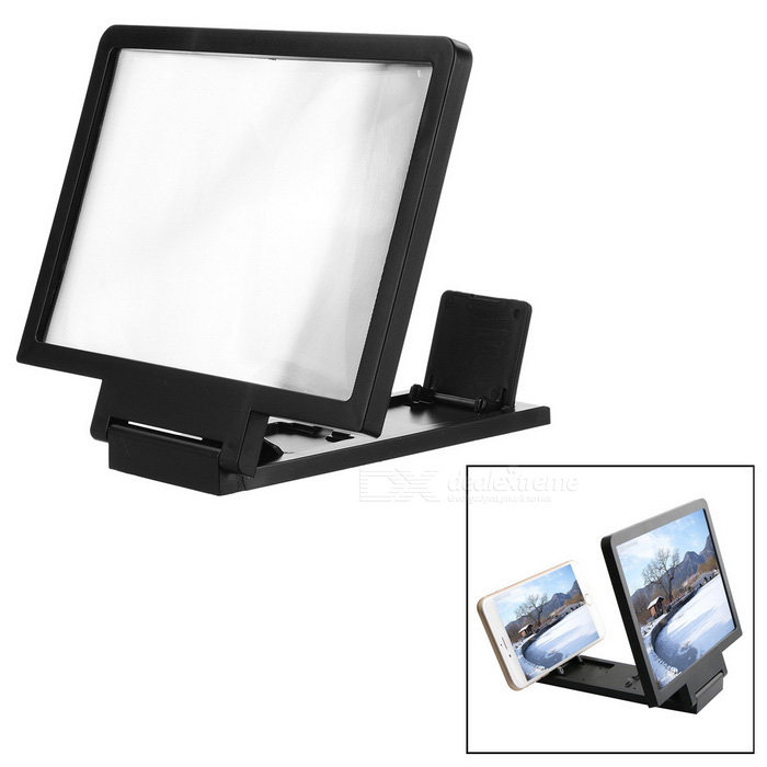"8.2"" 2~3X Magnification Foldable Anti-Radiation 3D HD Magnifier"