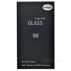 S-What Full Cover Tempered Glass Film for Samsung S6 Edge Plus - Black