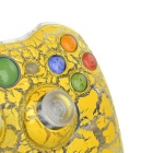 USB Wired Game Controller Joystick Gamepad for XBOX 360 - Yellow