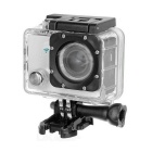 "Outdoor 2.0"" LTPS CMOS 14MP 1080P Mini DV / Sports Camera w/ TF, Wi-Fi - White + Black"