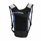 ROSWHEEL Lightweight Multifunction Outdoor Bicycle Backpack Bag w/ Waterproof Bag - Black + Blue