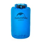 NatureHike Ultra-Light Outdoor Diving Rafting Swimming Waterproof Storage Bag - Sky Blue (5L)