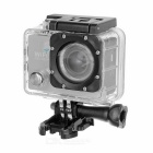 "Outdoor 2.0"" LTPS CMOS 14MP 1080P Mini DV / Sports Camera w/ TF, Wi-Fi - Silver + Black"