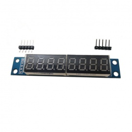 MAX7219 8-LED SPI Control Digital Module