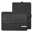 Removable Bluetooth V3.0 64-Key Keyboard Case Cover for Samsung Galaxy Tab S2 9.7'' - Black