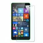 Mr.northjoe 0.3mm 2.5D 9H Tempered Glass Screen Guard Protector voor Microsoft Lumia 535