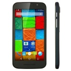 "G3 Android 4.4 MTK6572W 1.3GHz Smart Phone w/ 5.0"" QHD / 4GB ROM / 5.0MP - Dark Blue + Black"