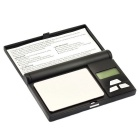 "Jtron 1.2"" LCD Pocket Digital Jewelry Scale (2*AAA / 500g / 0.01g)"