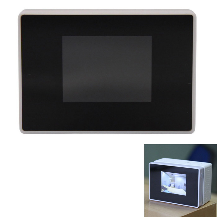 "PANNOVO 1.38"" TFT LCD Back Screen for Xiaomi Xiaoyi - Black + White"