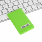 "AIEK X6 Quad Band 4.5mm 1.4"" Mini Card Mobile Phone w/ FM - Green"