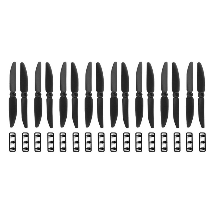 5030 5*3 Propellers Set for Quadcopter QAV250 - Black (8 Pairs)