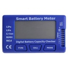 5-in-1 Smart Battery Meter W/ Balance Discharge ESC / Servo PPM Tester