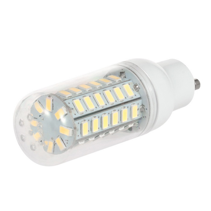 GU10 5W LED Corn Lamp Cold White Light 700lm 6500K 56-SMD (220~240V)