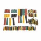 Polyolefin Halogen-Free Heat Shrink Tube Sleeving Set (328 PCS / 8 Sizes)