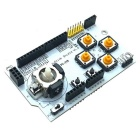 New DIY Joystick Shield V2.0 Expansion Module for Arduino