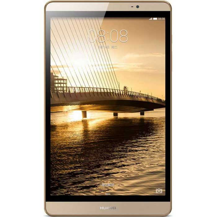 "Huawei M2-801w 8"" android 5.1 tablette PC avec 3 Go de RAM, 16 Go ROM - d'or"