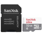 SanDisk Ultra PLUS 32GB UHS-I 48MB/s MicroSDHC / MicroSDXC Micro SD Card w/ Adapter
