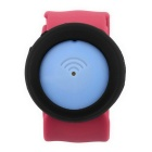 Bluetooth Smart Two-way Finder Anti-lost Wearable Children Wrist Band - Blue