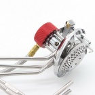 Bulin B3 Power Folding Camping GasStove - Silvery Grey + Red